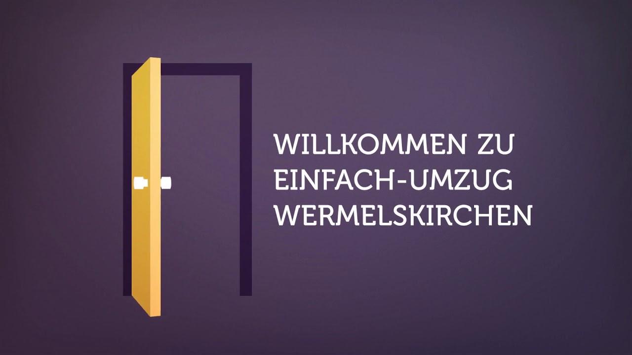 Einfach-Umzug Transport Unternehmen im Wermelskirchen