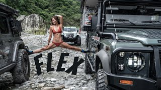 All about the FLEX ? Land Rovers + Jeeps in TAIWAN (Ep172)