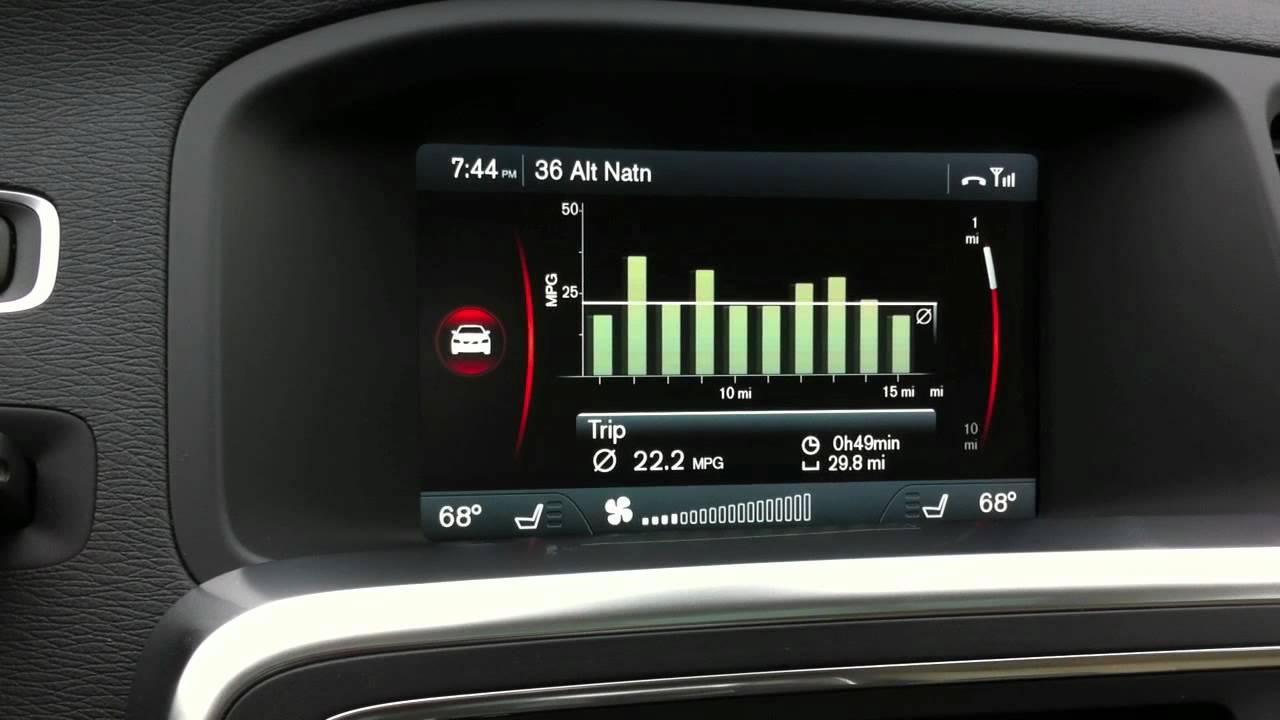 Volvo Sensus 3.0 - Quick Peek - YouTube