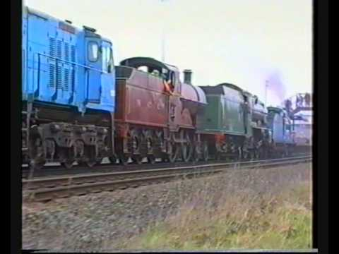 classic STEAM engines of ireland and something for the diesel people