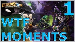 Infinity Jade Idol Druid | Hearthstone WTF Moments: Ep. 1 (Funny and Lucky Moments)