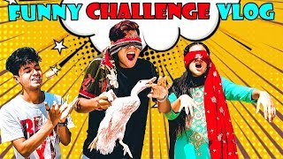 অস্থির মজার খেলা খেললাম | Funny Challenge | Rakib Hossain