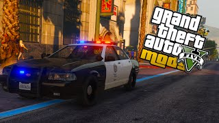 Real Police Offenses - GTA 5 PC Mod