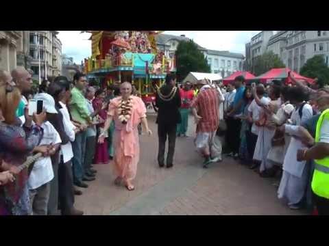 Jai Radha Madhav Birmingham Rathayatra 2014