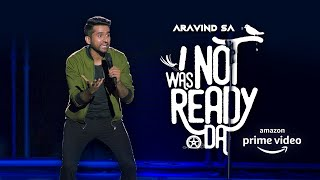 I Was Not Ready Da | Official Trailer | Aravind SA