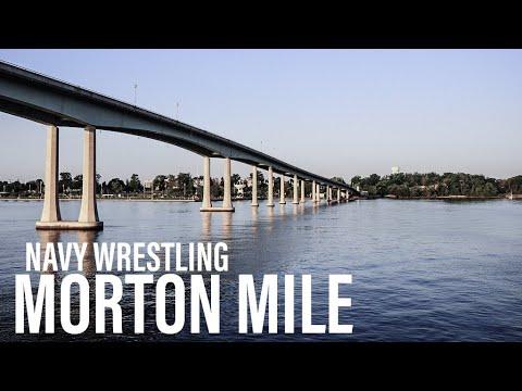 Navy Wrestling - Morton Mile