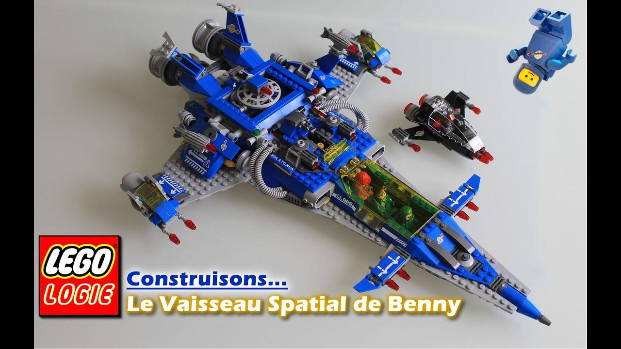 le vaisseau spatial de benny spaceship spaceship spaceship lego 70816 youtube. Black Bedroom Furniture Sets. Home Design Ideas