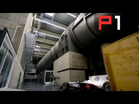 EXCLUSIVE ACCESS: Tour of the Sauber F1 team's Factory