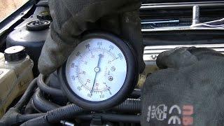 Comment contrôler les compressions des cylindres