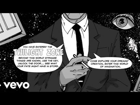 Rush - The Twilight Zone (Lyric Video)