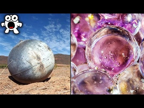 The Most Mysterious Balls Ever Discovered Around the World
