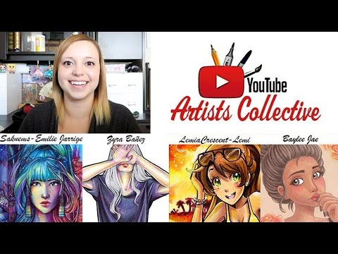 ANNOUNCEMENT - YouTube Artists Collective!