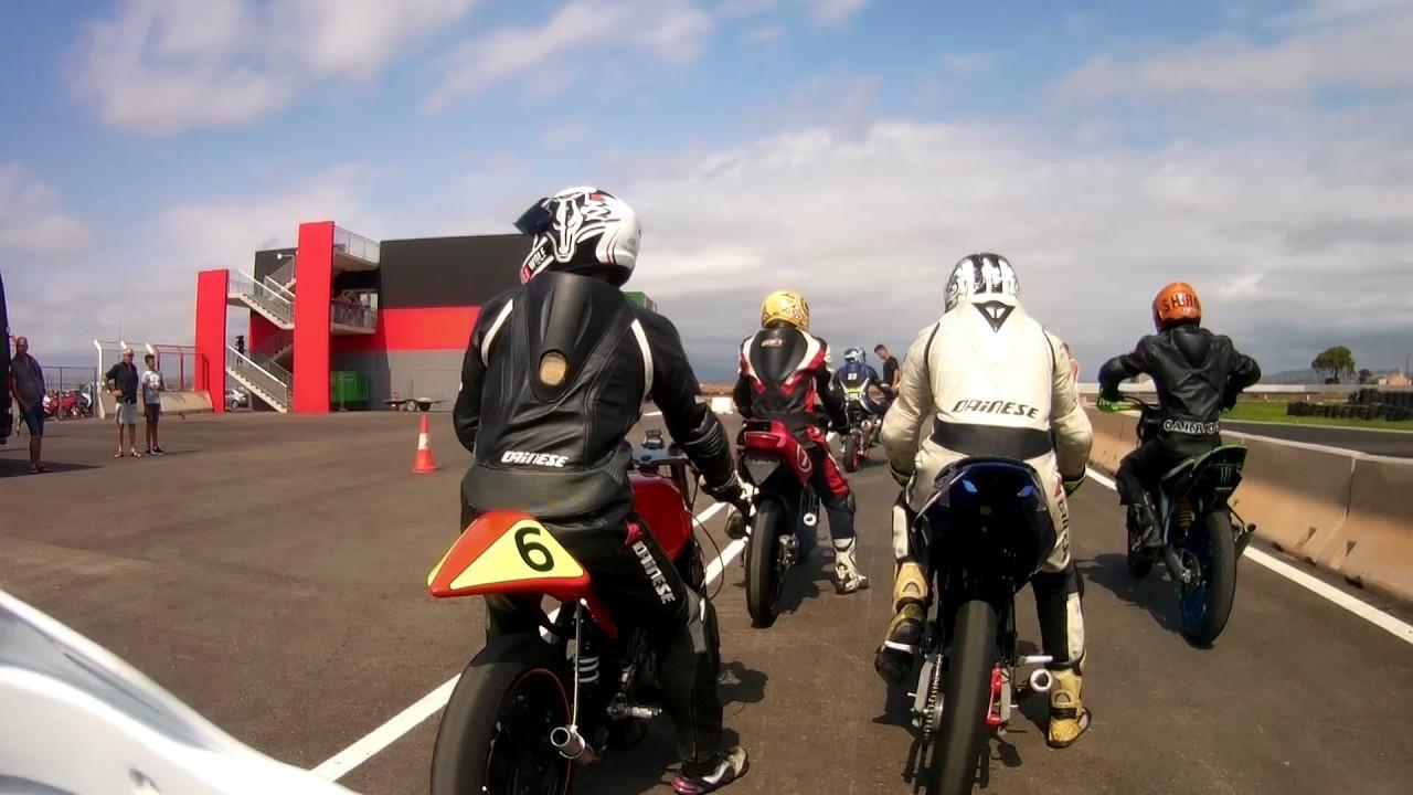 Circuito La Ribera : Circuit de la ribera  youtube