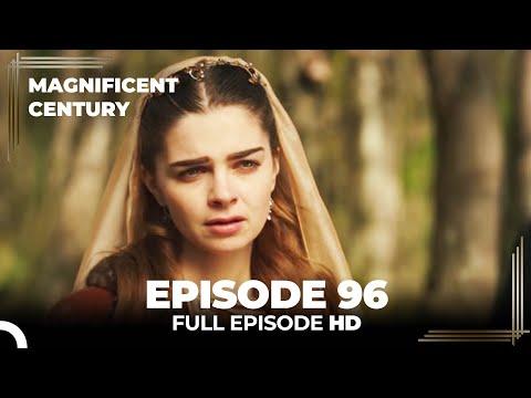 Magnificent Century Episode 96 | English Subtitle HD