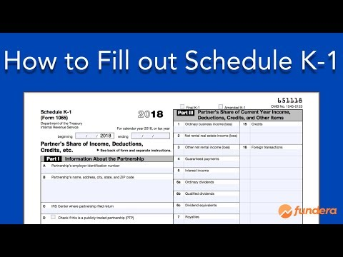 form 1065 box 16  How to Fill out Schedule K-8 (IRS Form 8065) - YouTube