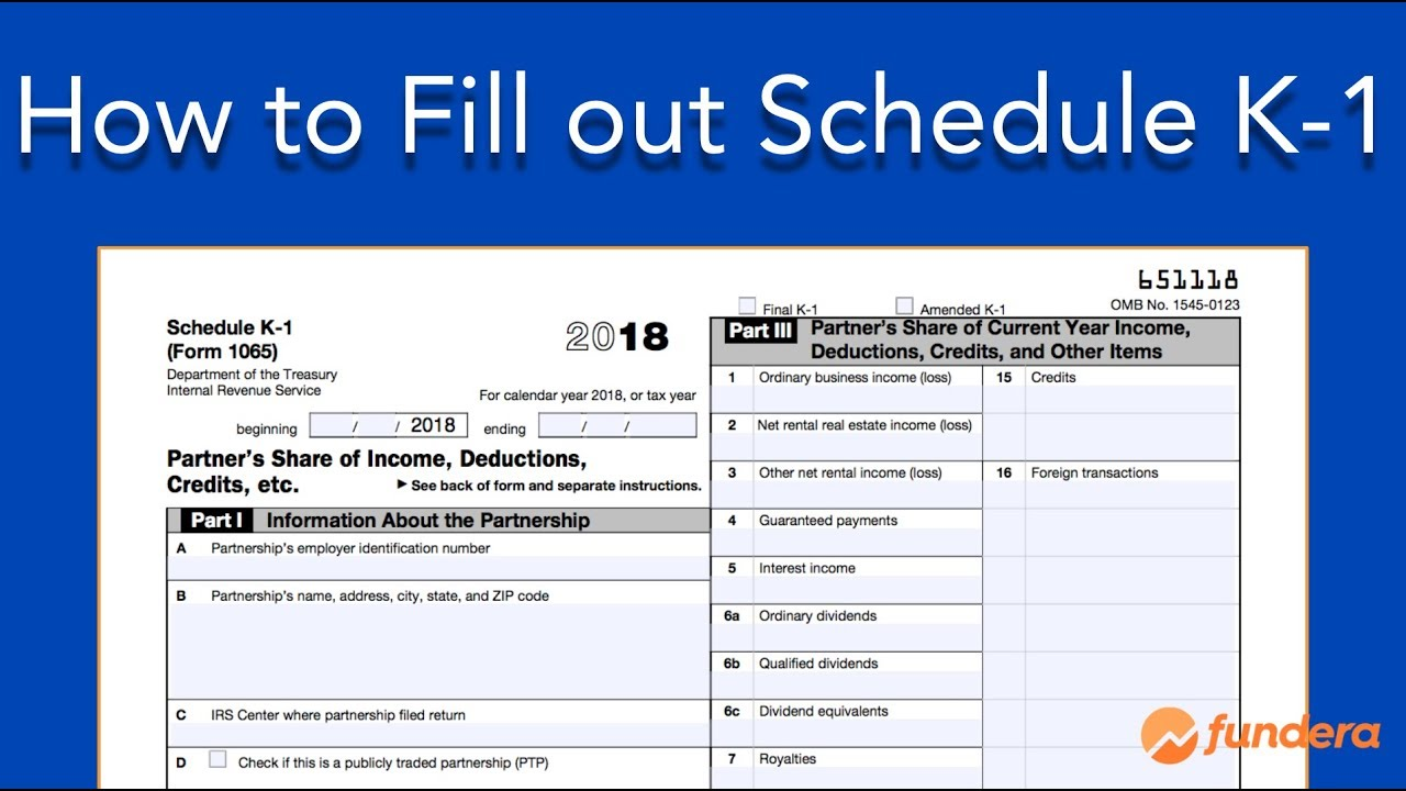 form 1065 amended k 1  How to Fill out Schedule K-8 (IRS Form 8065)