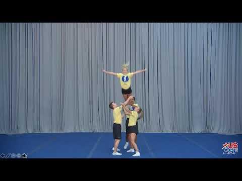 Cheer Quiz 01 - Prep To Prone