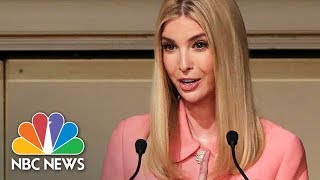 Ivanka Trump: Workplace Harassment Can Never Be Tolerated | NBC News