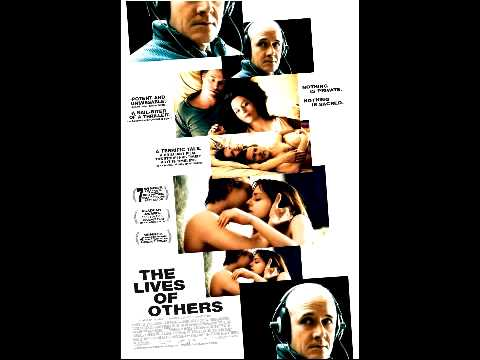 Gabriel Yared - The Lives of Others OST #1 - Die unsichtbare Front