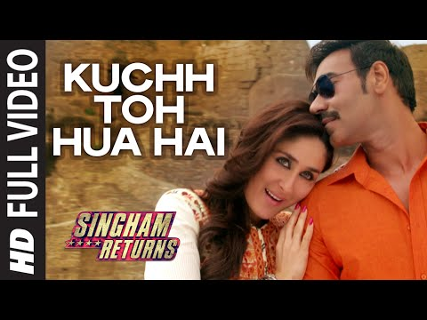 Official: Kuchh Toh Hua Hai Full VIDEO Song | Singham Returns | Tulsi Kumar | Ankit Tiwari