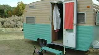 Trailer Trash Travels, Campground, Benton Hot Springs