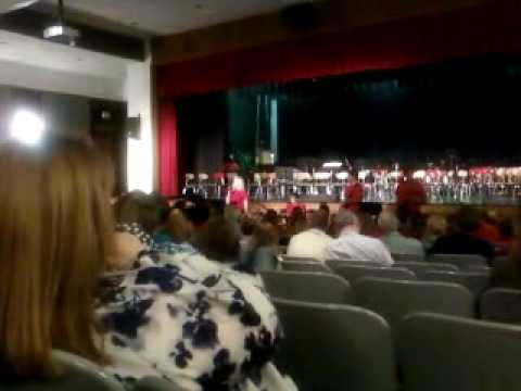 Baxter Springs High School Jazz Band