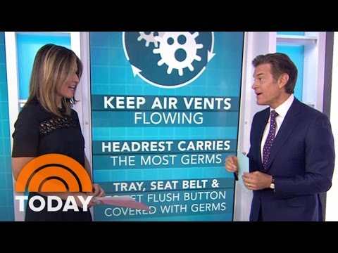Dr. Oz Shares Tips To Stay Healthy When You Travel | TODAY