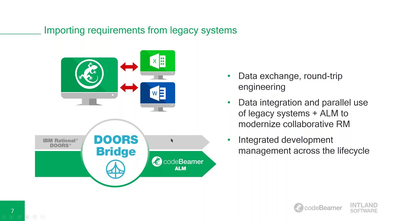 Requirements Management & Supplier Collaboration Beyond IBM DOORS