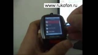 Часы телефон GSM   F6