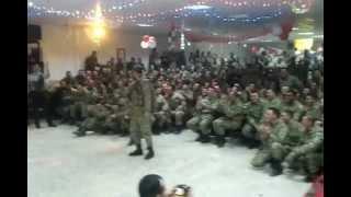 Askerden stand up show(Komutanların Taklidi)Gülme Garantili :-))