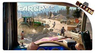 Дождались!!! Far Cry 5 [Far Cry 5]