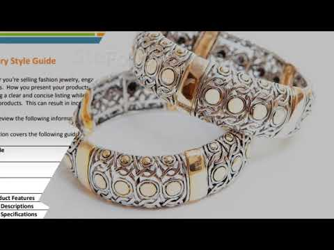 How To Sell Fine Jewelry On Amazon - YouTube