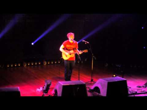Ed Sheeran - Autumn Leaves (Live)