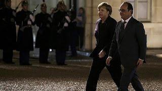 """ألمانيا تؤكد مشاركتها إلى جانب فرنسا في محاربة مايسمى بـ""""تنظيم الدولة الإسلامية"""""""