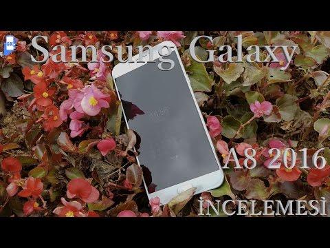 Samsung A8 2016 İncelemesi