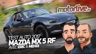 MAZDA MX-5 RF   TEST 2017