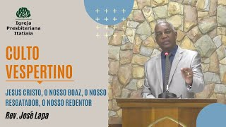 Culto Vespertino (17/05/2020) - Igreja Presbiteriana Itatiaia