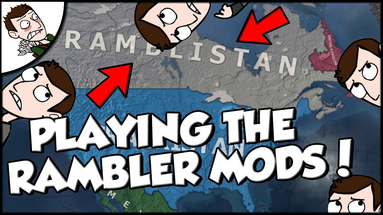 Playing as Myself on Hearts of Iron 4 HOI4 Alex the Rambler