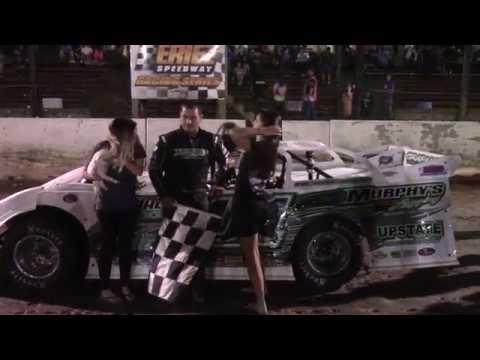Eriez Speedway Super Late Model Feature 7-30-17