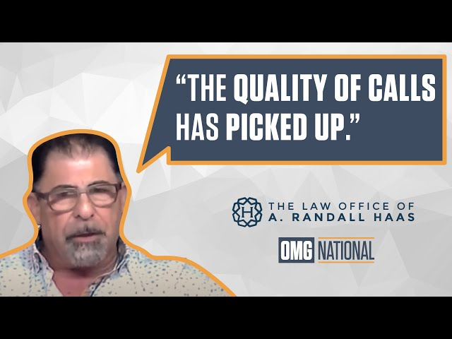 OMG National Testimonial - The Law Office of A. Randall Haas