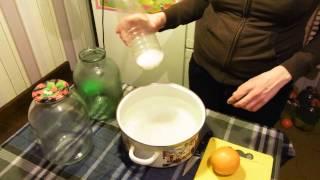 видео Как хранить берёзовый сок в домашних условиях
