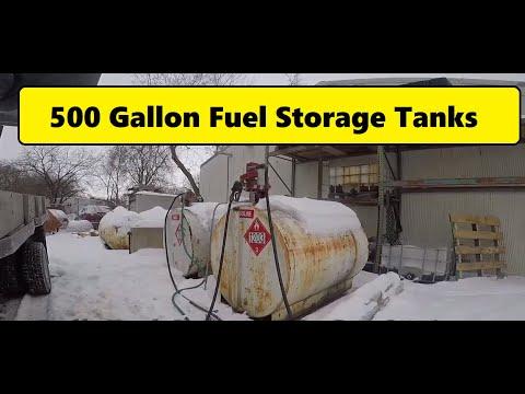 Bulk Fuel Storage VS. Gas Stations