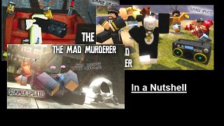 Roblox: Mad Murderer En bref