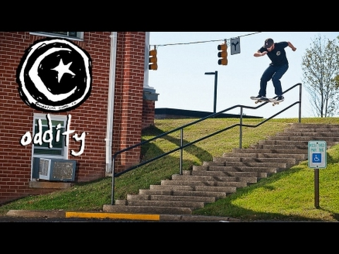 Thrasher Magazine   Dylan Witkin's Oddity Part