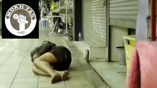 ڤيديو الراب مغربي أدهش سكان الصين(اخطر قصة سنة 2018)rap maroc-mokhtas