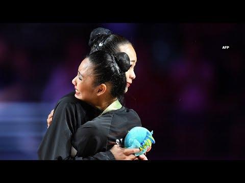 Medals galore for Malaysia in rhythmic gymnastics