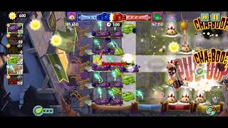 20190820 PvZ2 (720K) - Blastberry Vine Tournament! All Free Plants! Zero Cost!