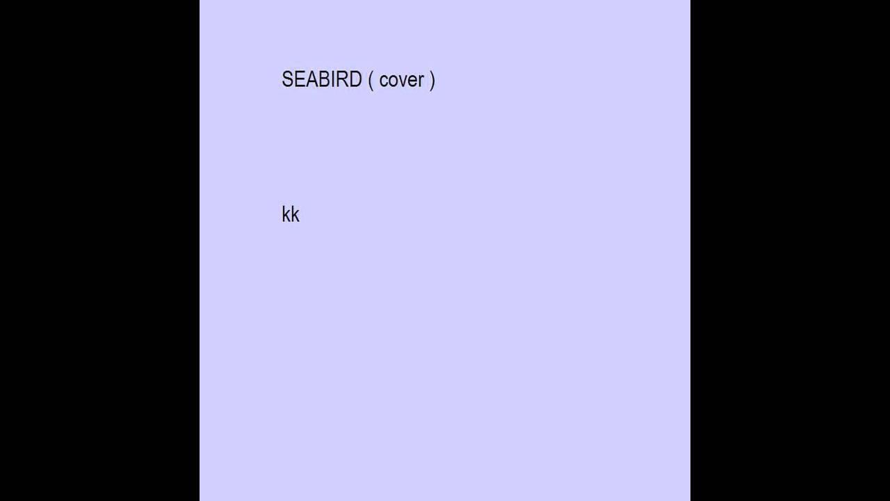 kk-seabird-alessi-brothers-cover-arianna-karanikola