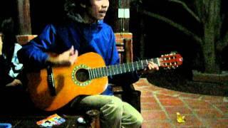 mộng lứa đôi + khi con tim gục ngã (guitar)- A Thái