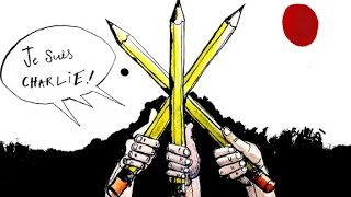 Cartoonists unite in wake of Charlie Hebdo attack